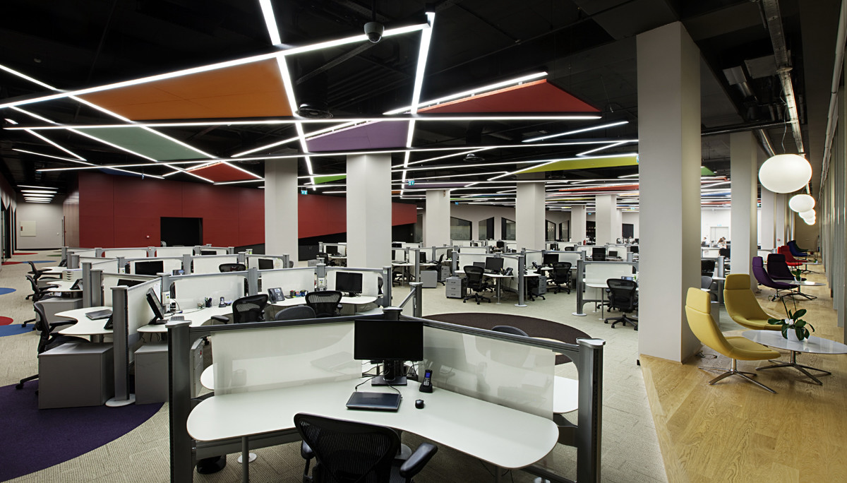 Ebay turkey offices for Office design open concept