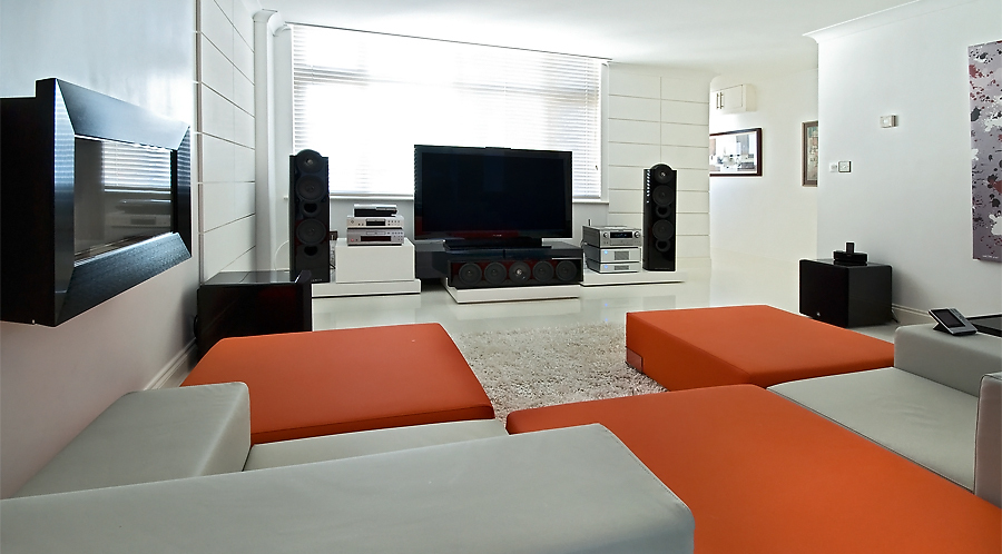 Audio Video Junkie Nirvana: A Great Home Entertainment Setup