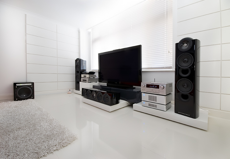 Entertainment unit | Interior Design Ideas.