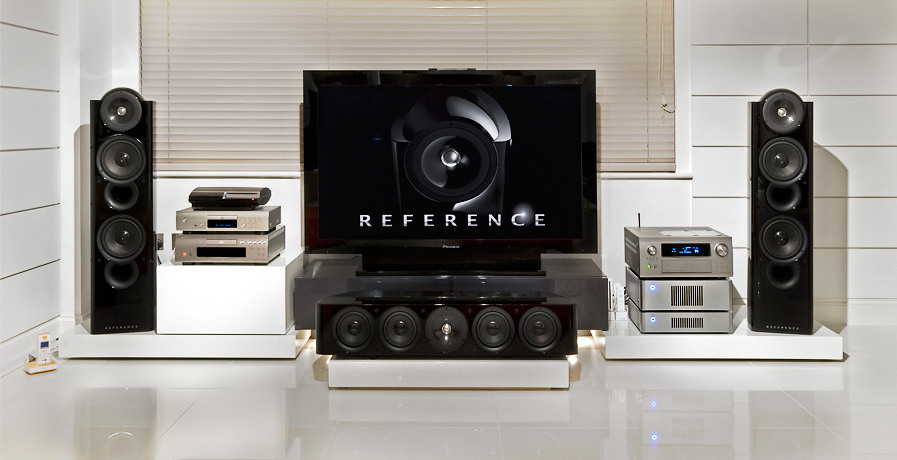 Home Entertainment System Interior Design Ideas