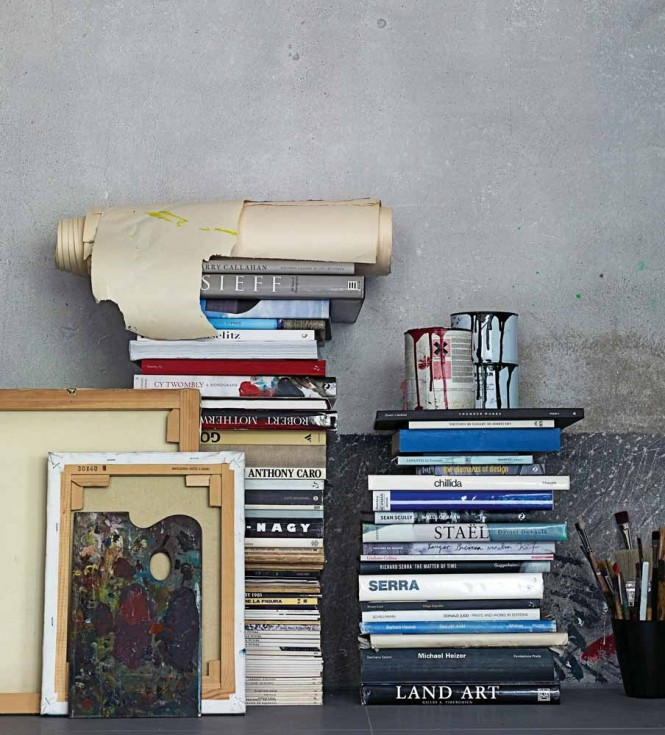 Art book collection