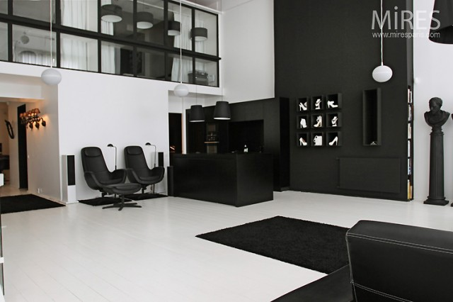 black home decor - home design minimalist