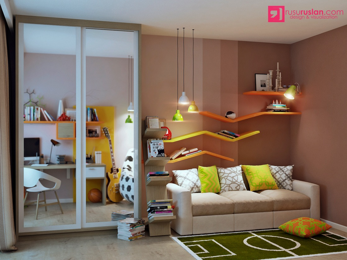 Kids Hang Out Room Ideas 1117 x 837