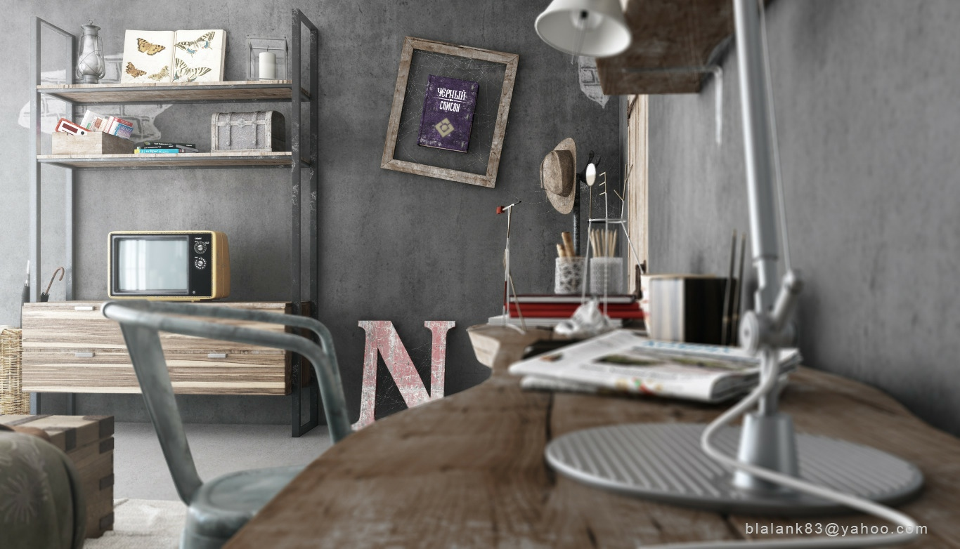 Industrial Bedrooms with Divine Detail . Industrial Style Bedroom. Home Design Ideas