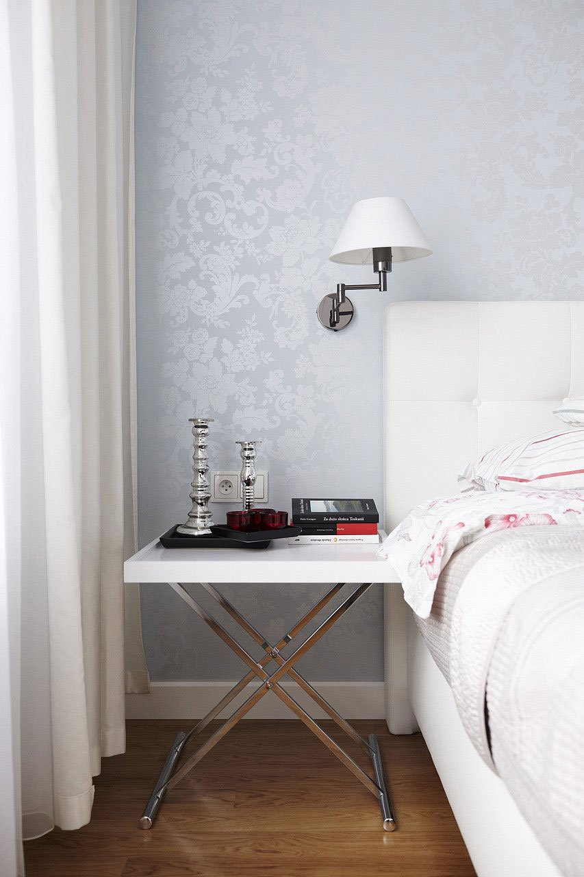 modern bedside table interior design ideas