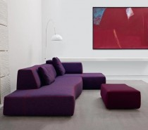 A color clash creates a visual impact in a room, you can do this in your furniture or if you'd prefer to play it safe perhaps try it out with your smaller home accessories first to avoid making an expensive mistake.