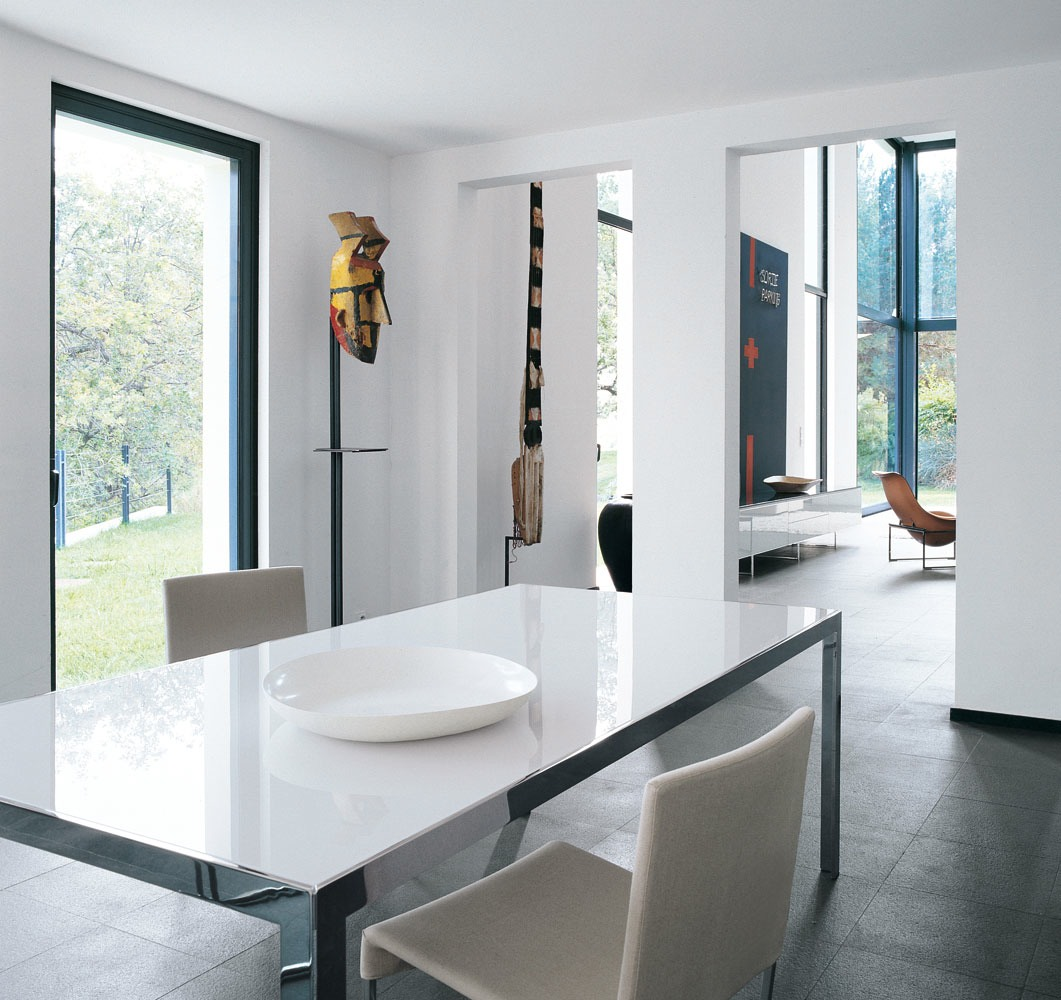 White dining room suites