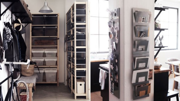 Storage ideas | Interior Design Ideas.