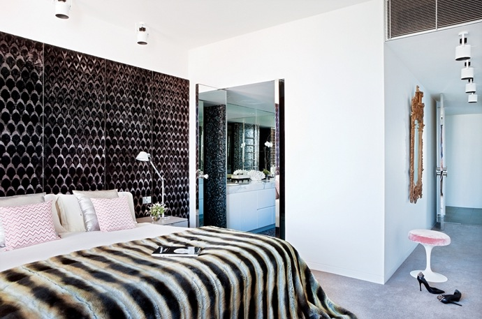 like architecture interior design follow us - Feature Wall Bedroom