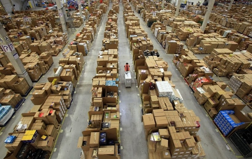 amazon warehouse design | Interior Design Ideas.