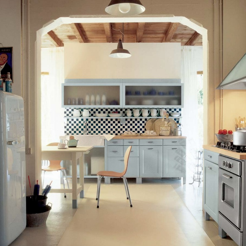Kitchen Design Vintage Style minacciolo country kitchens with italian style