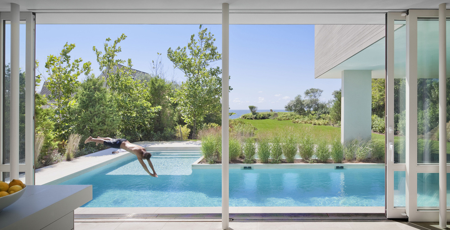 Country Pool - Innovative landscape design for country and city dwellings