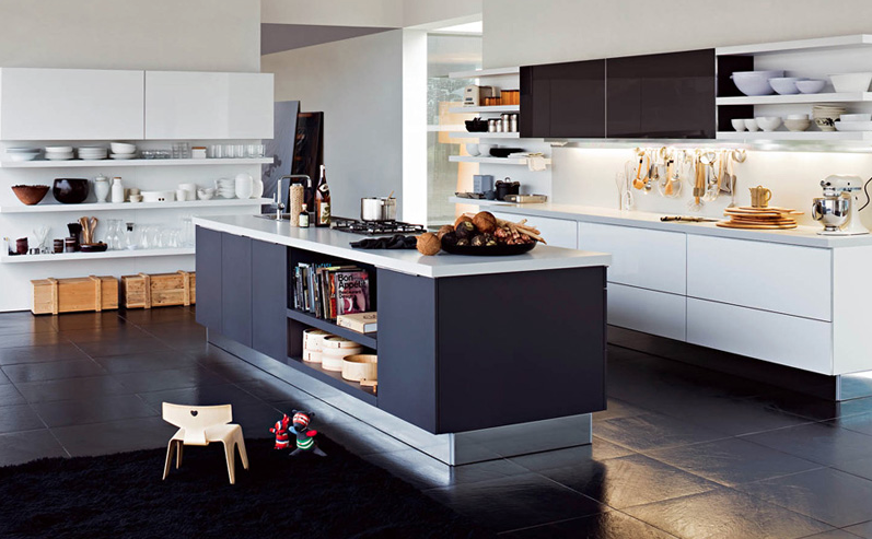 design kitchen. Modern Kitchen Island Design  I