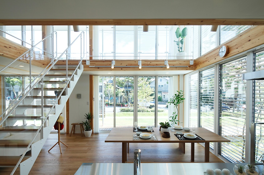 Japan House Style japanese style interior design