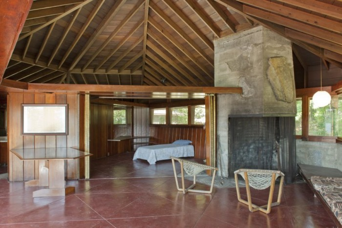 Frank Lloyd Wright S Heart Island House