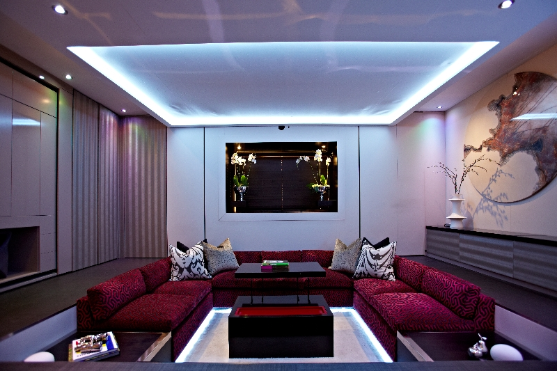 Transformative yo home big design in a small space for Home sitting room design