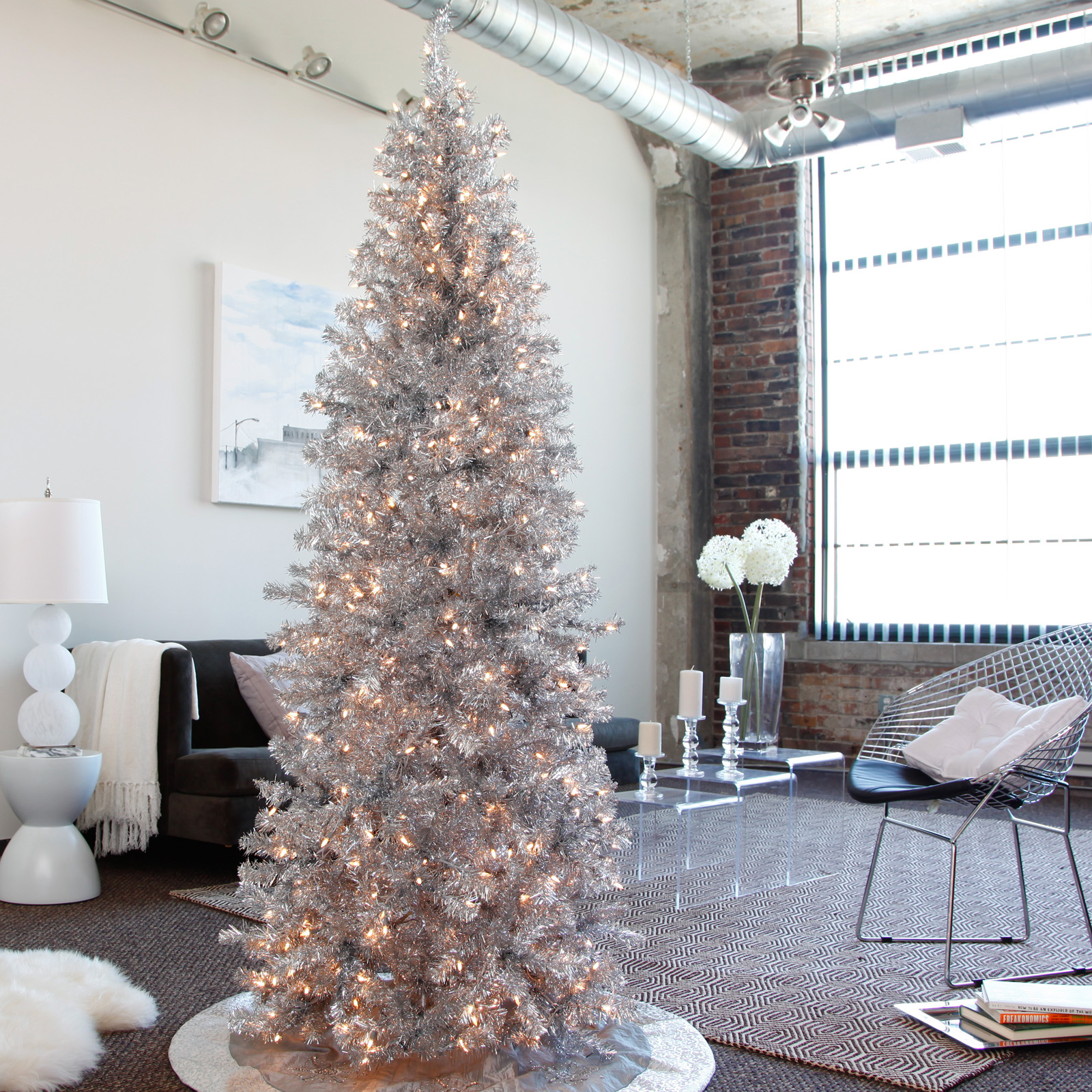 indoor decor ways to make your home festive during the holidays - Unique Contemporary Christmas Decorations