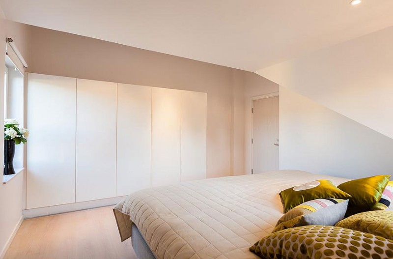 Swedish City Bedroom - Odenplan s stunning modern stockholm apartment