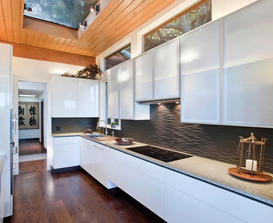 Pictures Gallery Of Modern Kitchen Backsplash. Good