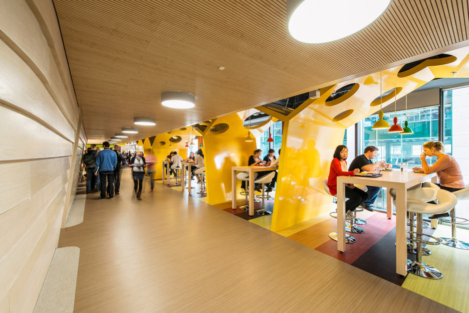 Google 39 s new office in dublin for Google house builder