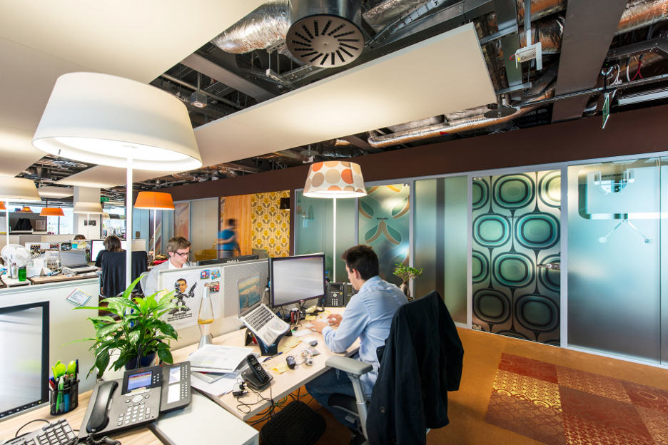 Google office design 5 interior design ideas for Office design google