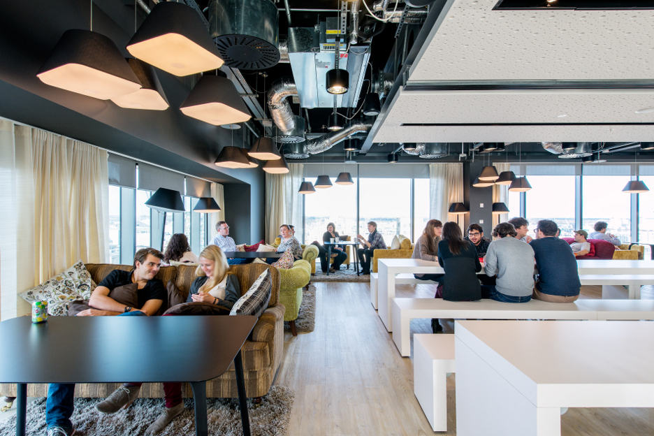 google office dublin 3 Interior Design Ideas