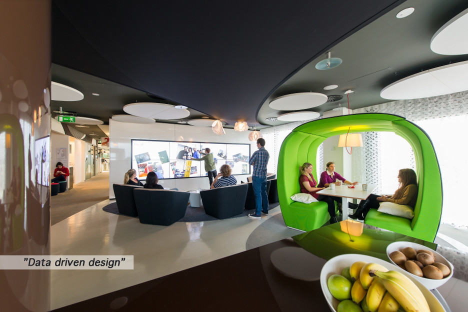Google Office Interior 1 Design Ideas