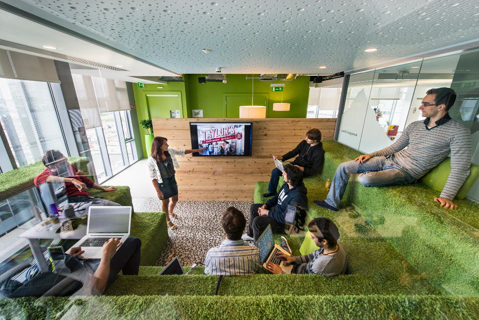 Google Office Snapshots 1 Interior Design Ideas