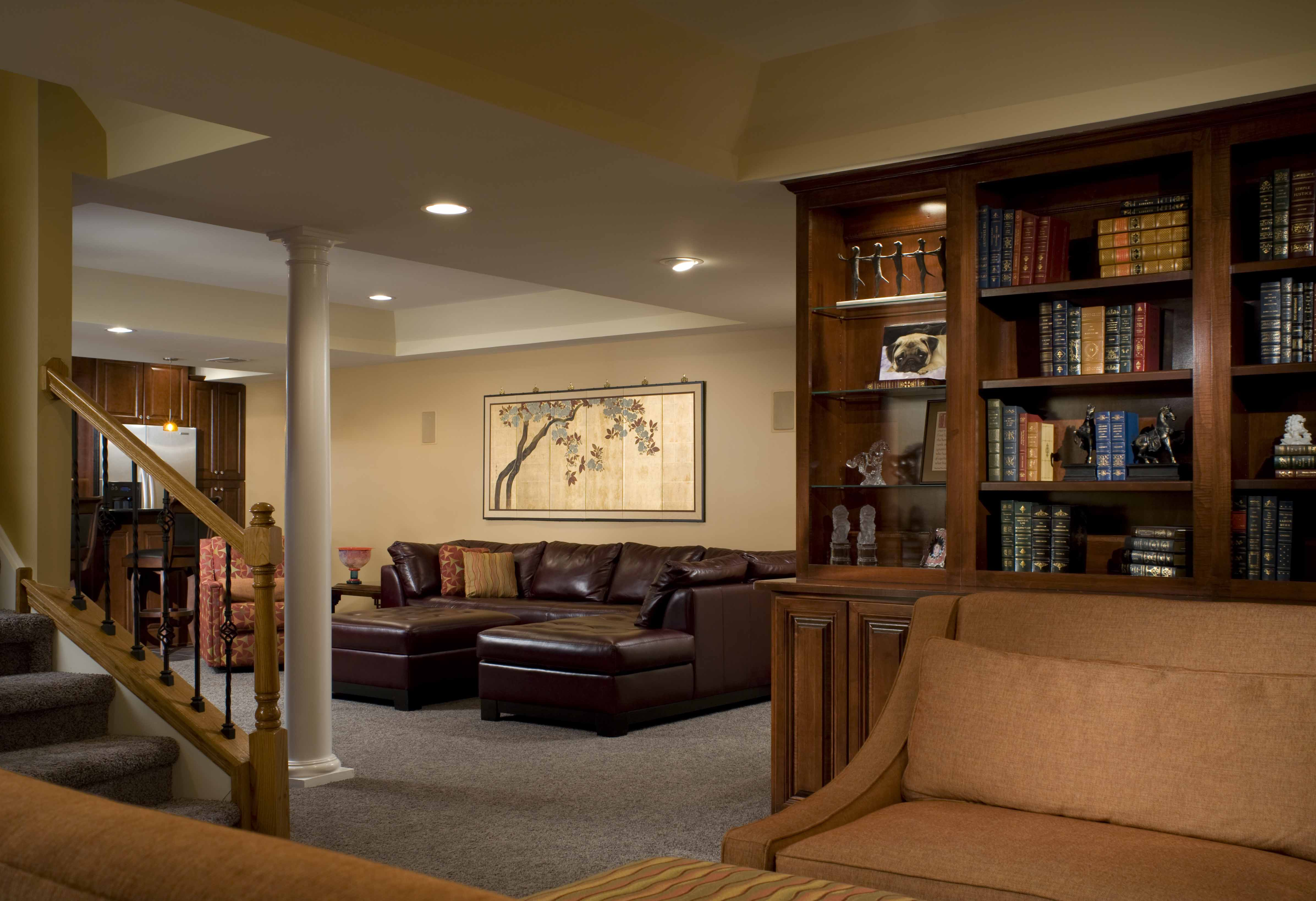 Remodeling Basement Ideas Entrancing 30 Basement Remodeling Ideas & Inspiration Decorating Design