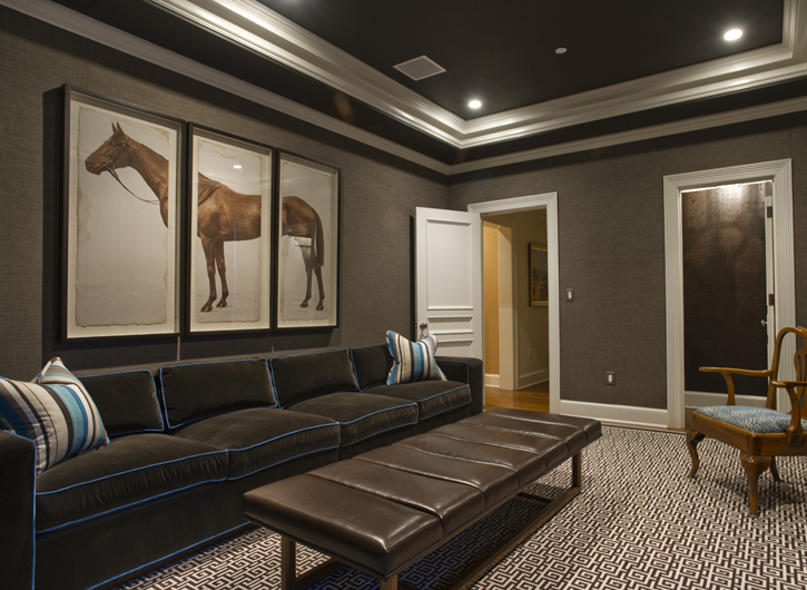 30 basement remodeling ideas inspiration for Best carpet for basement family room