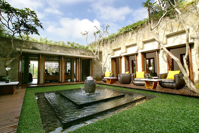 Bali 39 s tropical paradise maya ubud resort Bali house designs floor plans