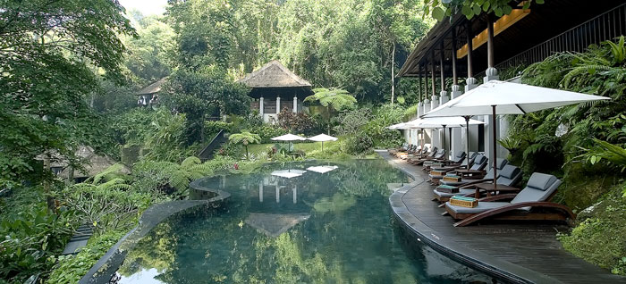 Bali S Tropical Paradise Maya Ubud Resort