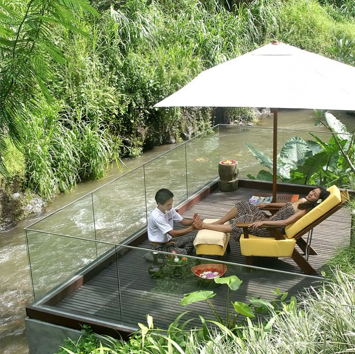 maya ubud main villa massage area 4 terrace