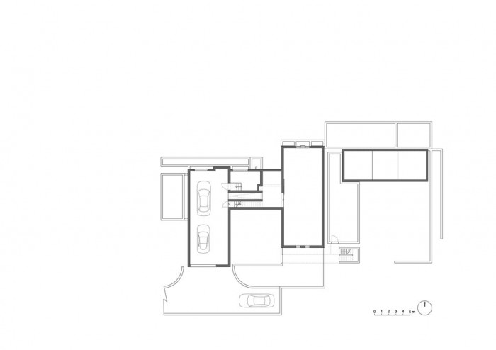 modern home elevation 2