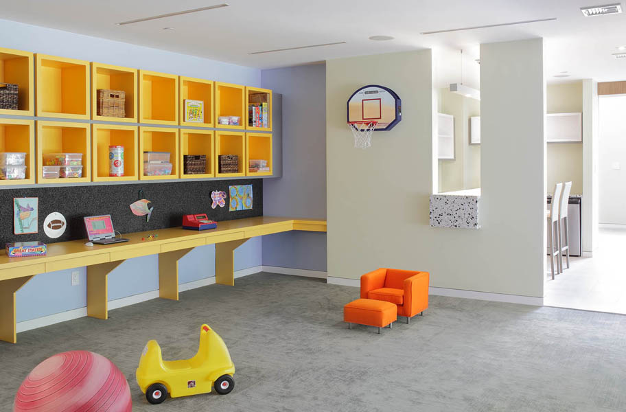 30 basement remodeling ideas inspiration for Kids play rooms