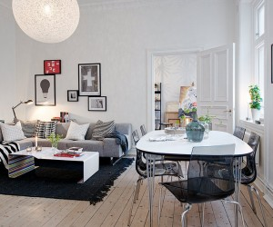 Interior: Scandinavian Style On A Budget | Style At Home In ...