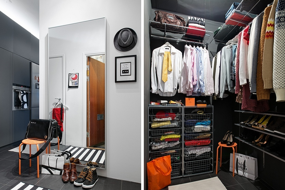Amazing Modern Walk In Closet Walk In Closet Ideas Interior Design Ideas
