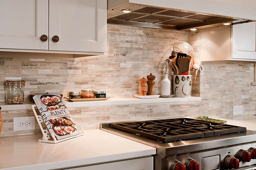 Back Splash For Kitchen Pleasing Of Travertine Kitchen Backsplash Ideas Photo
