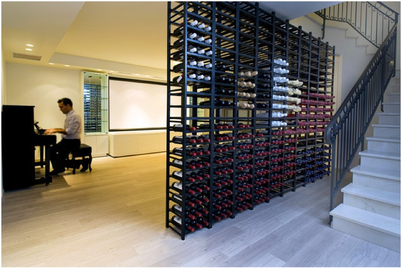 30 basement remodeling ideas inspiration for Wine cellar plans