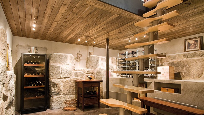 Wine cellar basement ideas interior design ideas Cellar designs