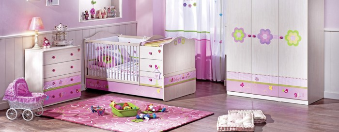 1 nursery girls bedroom 1