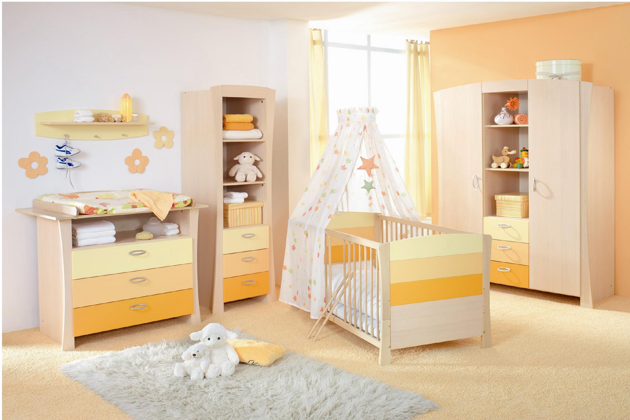 1 nursery girls bedroom 3 interior design ideas for 3 room design ideas
