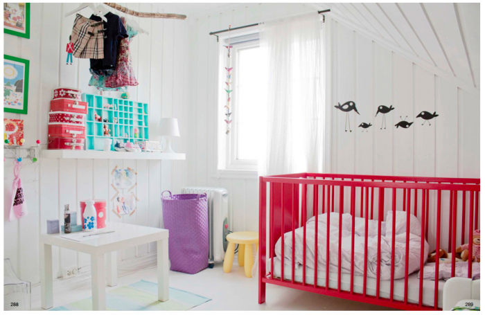 1 nursery girls bedroom 4