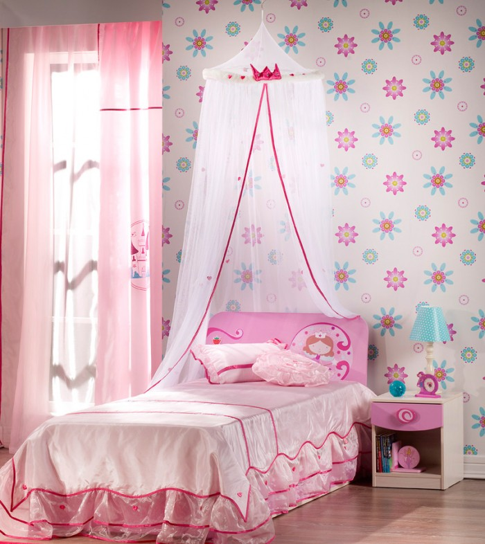 Little girls room decorating ideas pictures bill house plans - Decorating little girls room ...