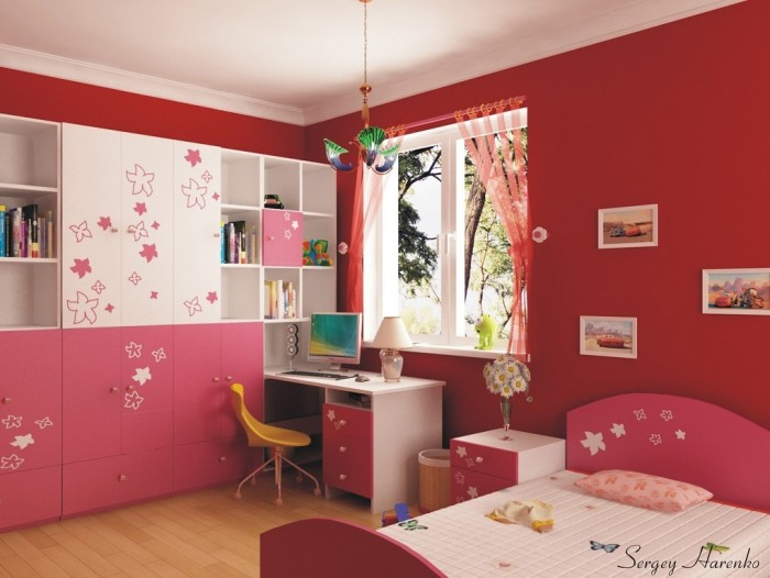 3 preteen girls bedroom 15