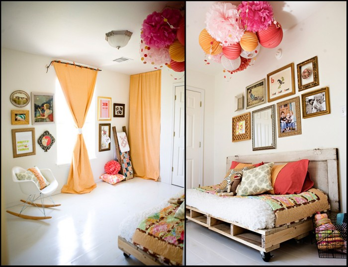 Bedroom Decor For Girls 100 girls' room designs: tip & pictures
