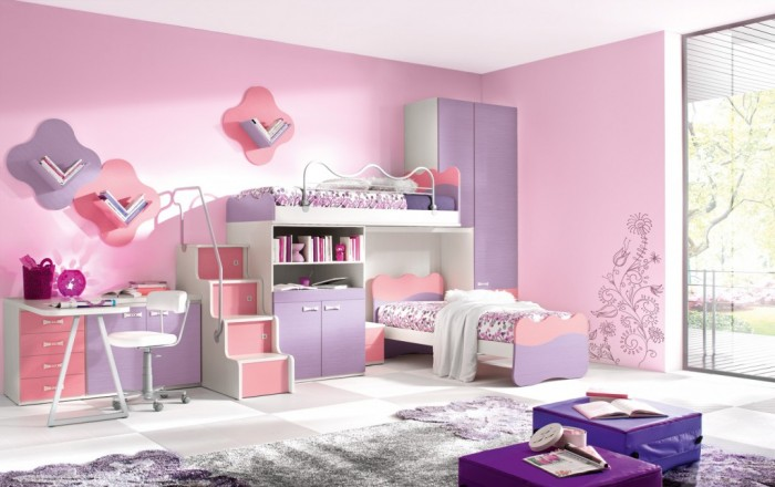 3 preteen girls bedroom 22