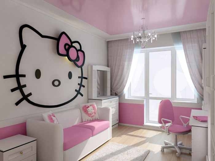 . 100 Girls  Room Designs  Tip   Pictures