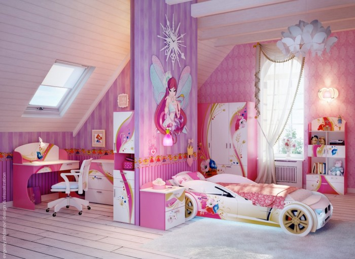 3 preteen girls bedroom 4