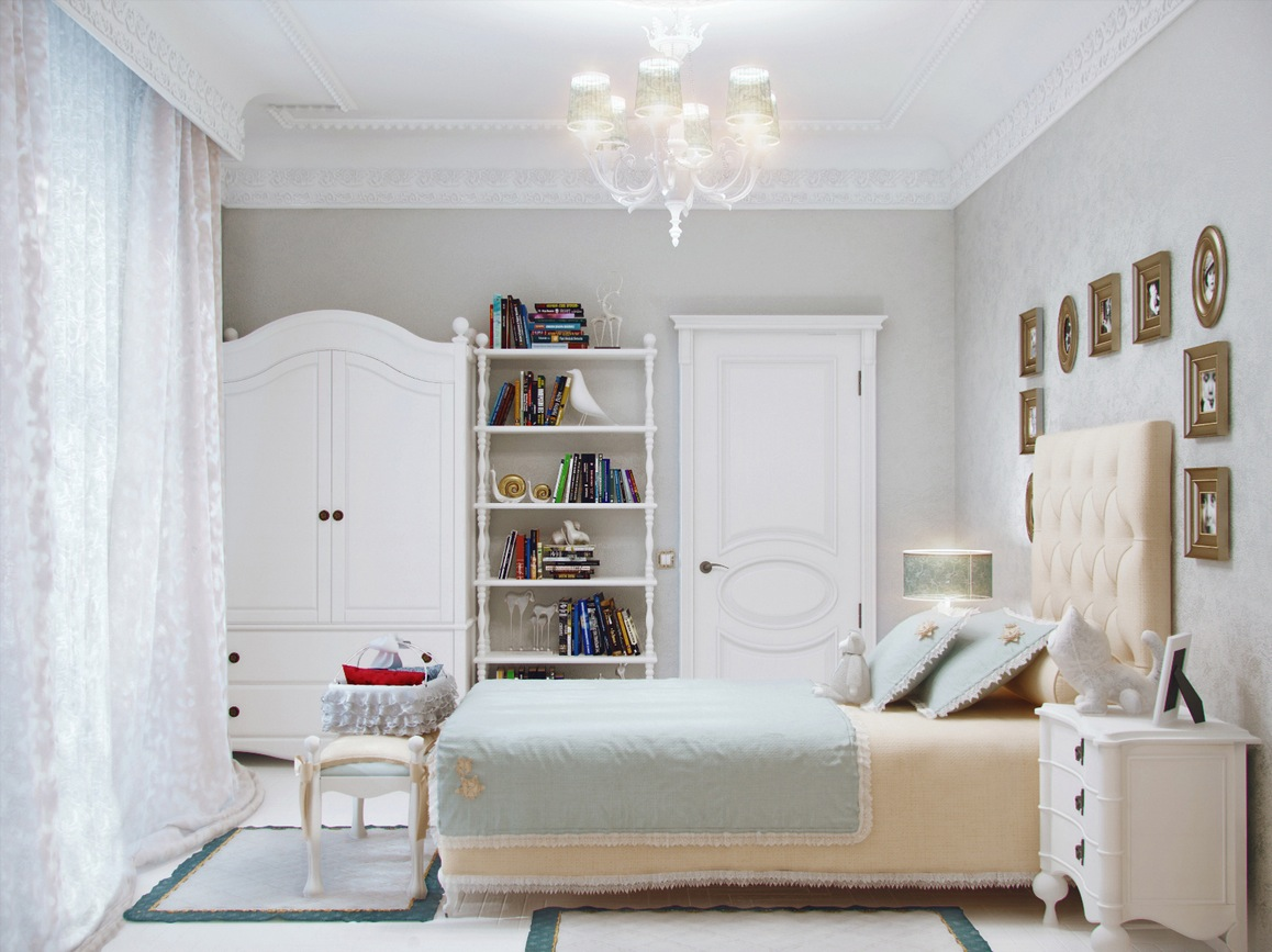 100 Girls' Room Designs: Tip & Pictures